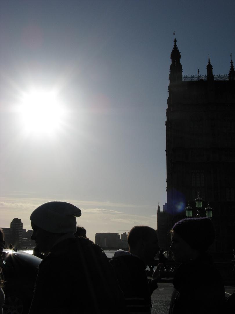 London ....