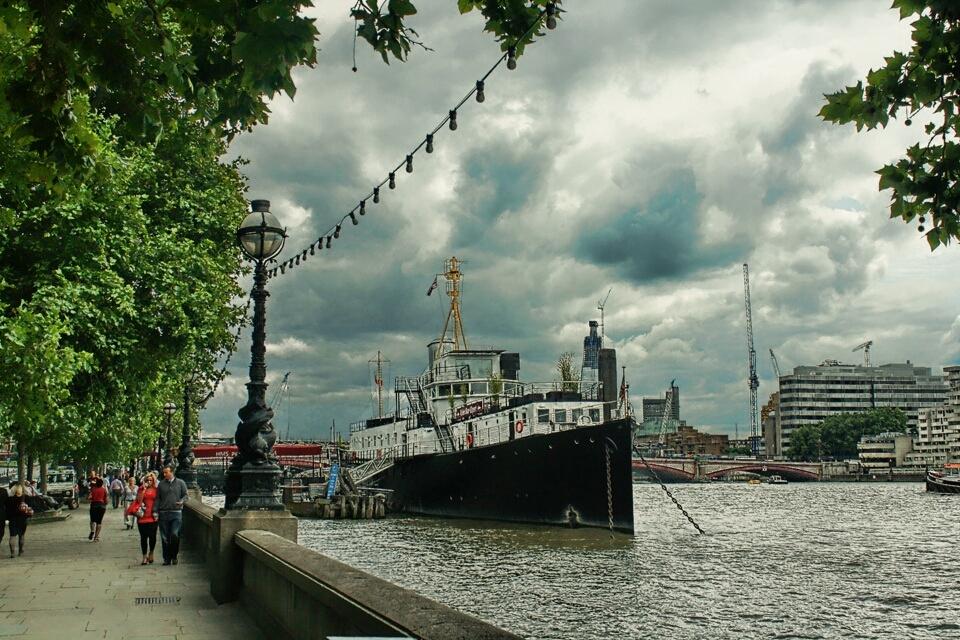 London - ....