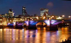 london city nights