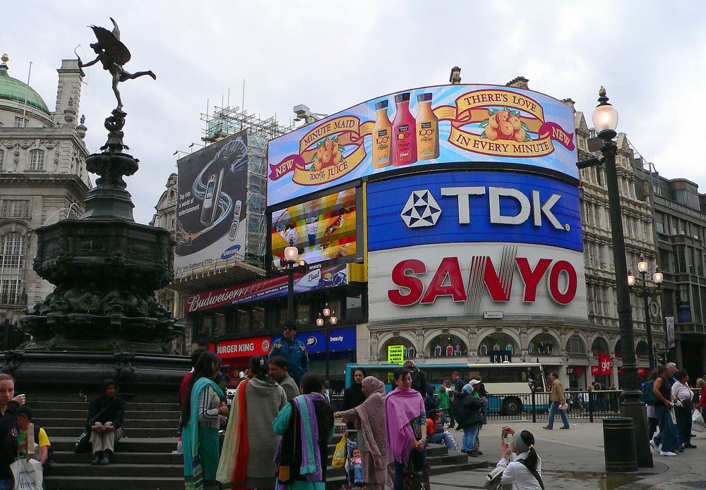 London Colours..