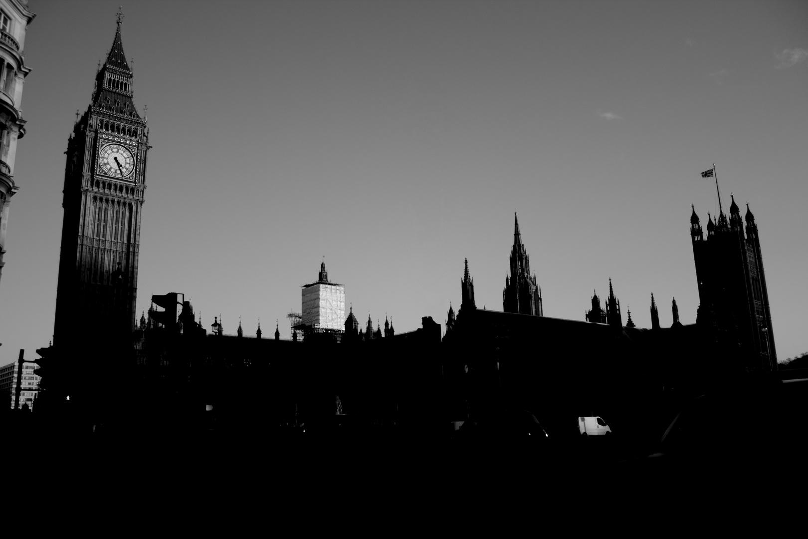 London Elizabeth Tower