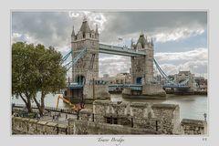 LONDON - Ende September 2015