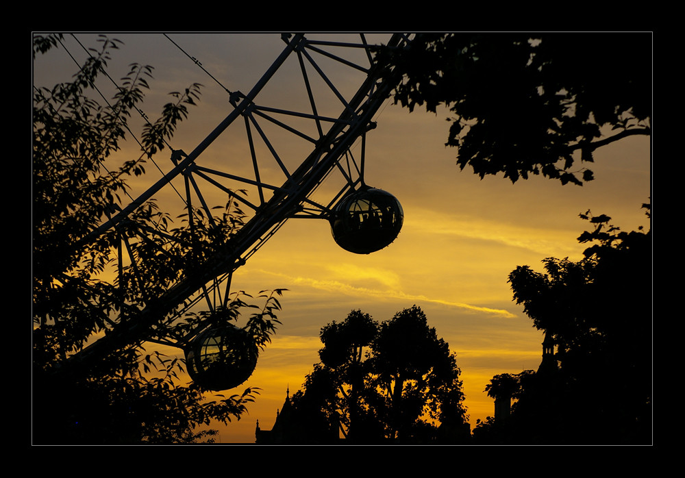 London Eye 2007