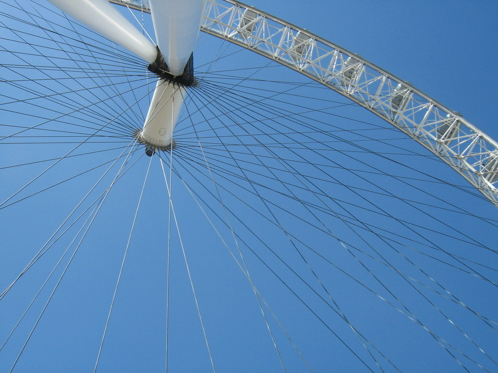 London Eye ...