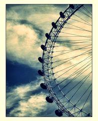 London Eye extrem