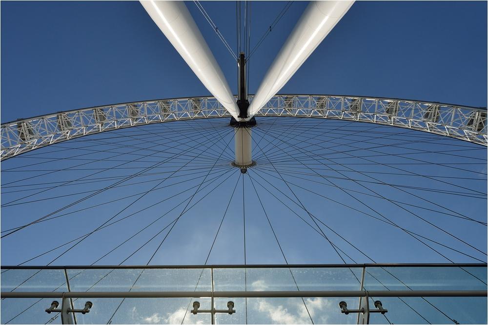 London Eye revisited