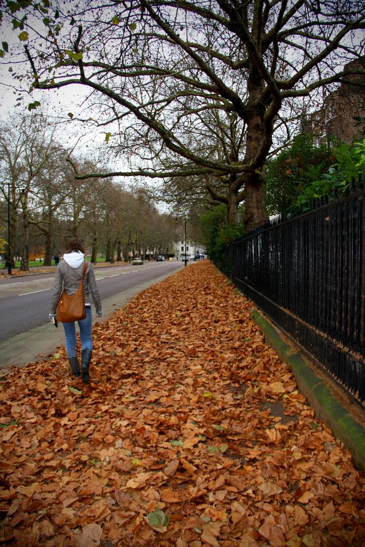 London Herbst