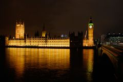 London: Houses of Parliament + Big Ben