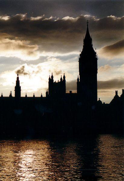 London im Zwielicht
