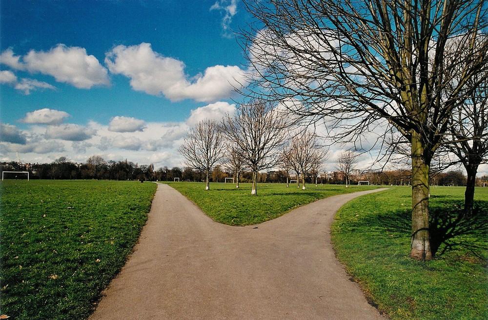London IV - Choose a way