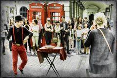 London lacht