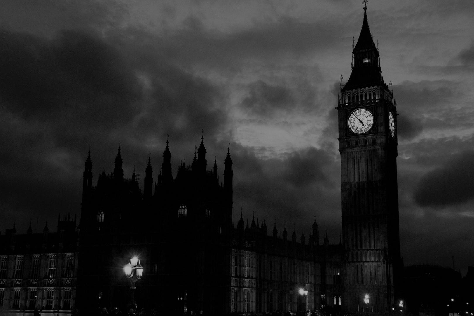 London mit Big Ben