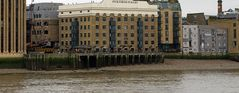 London Ostern 2009 [Bild 04] Pickfords Wharf & the Golden Hide