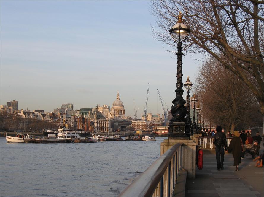 London - South Bank
