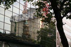 London Spiegelung