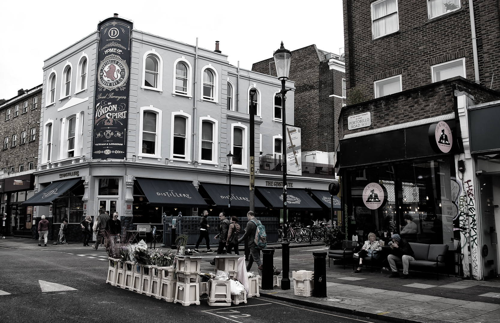 London spirit .