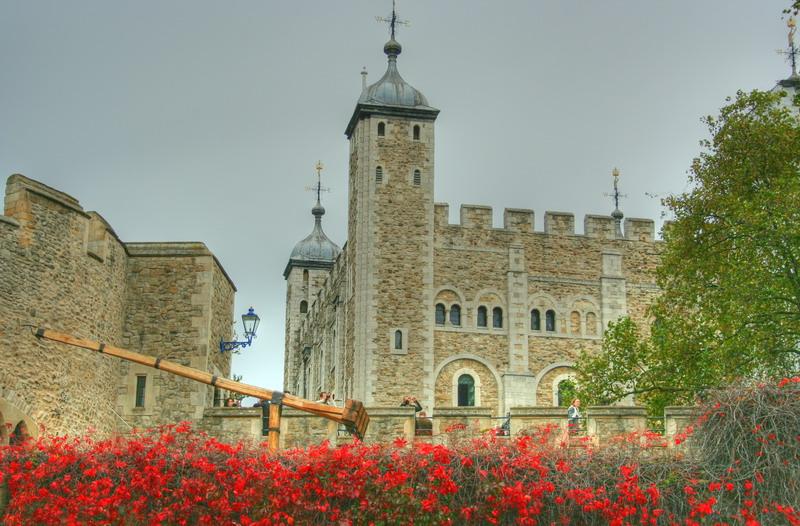London - The Tower II