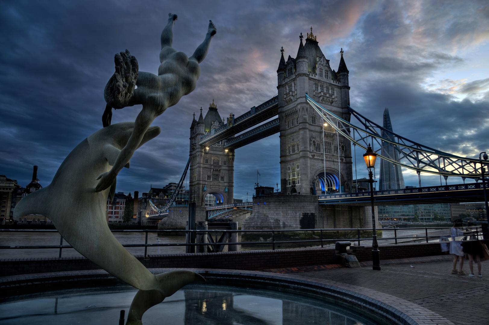 London Tower Bridge 2