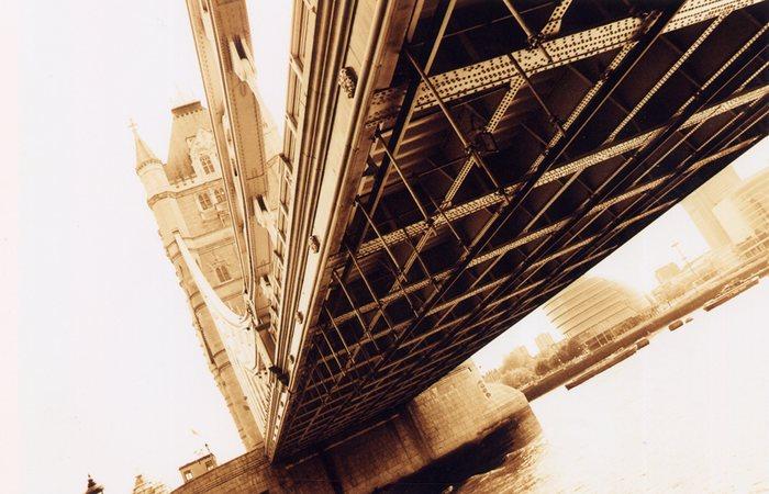 London Tower Bridge 2004