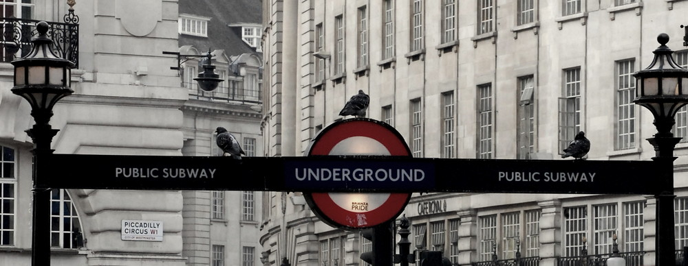London Underground-Piccadilly Circus