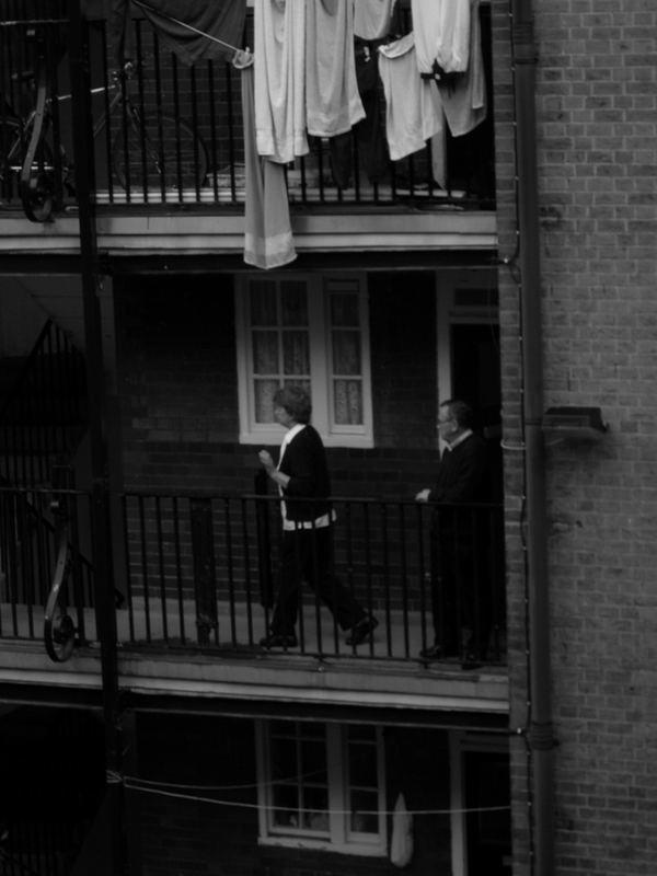 Londoner Nachbarn