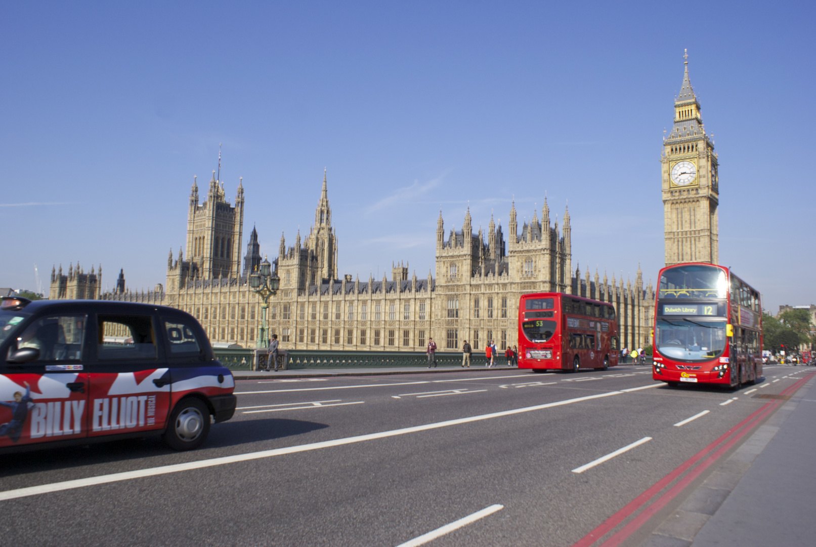 Londonian Clichés
