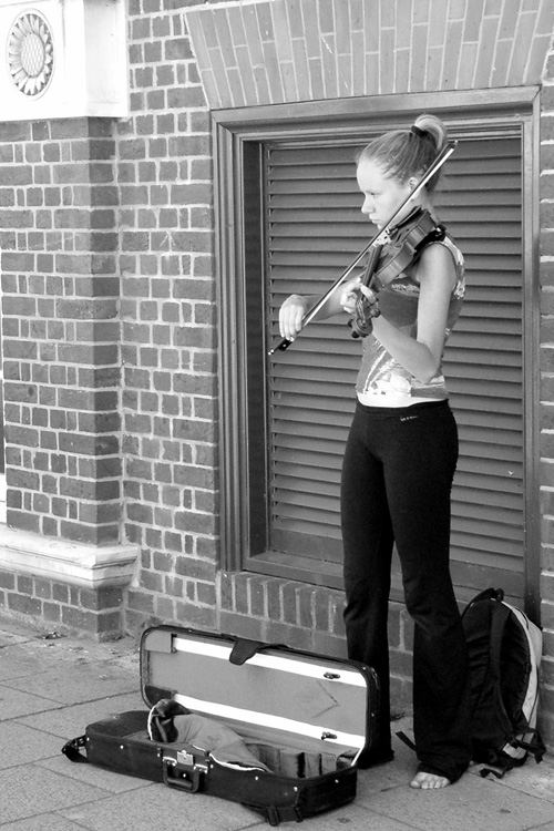 London's musician