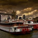 Londra come New Orleans