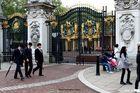 Londres - Devant Buckingham Palace