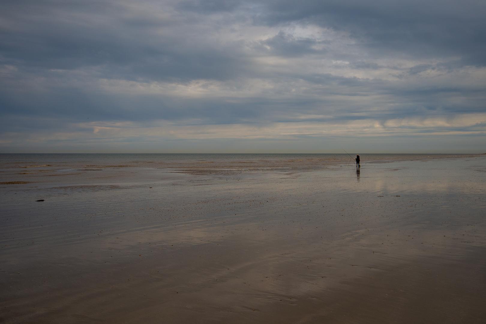 Lone Fishing