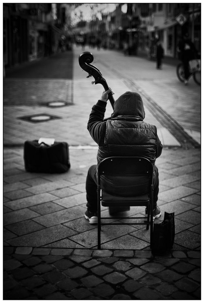 Lone Musician