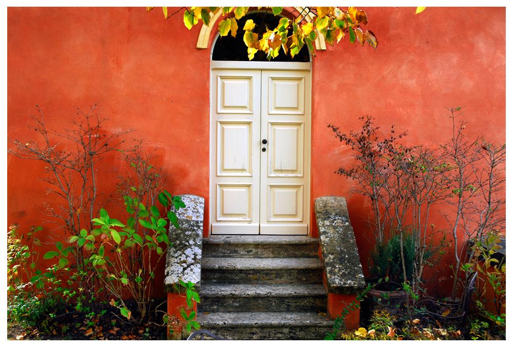 lonely door