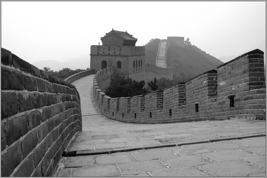 Lonely Great Wall