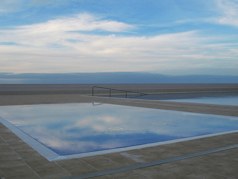 Lonely Pool