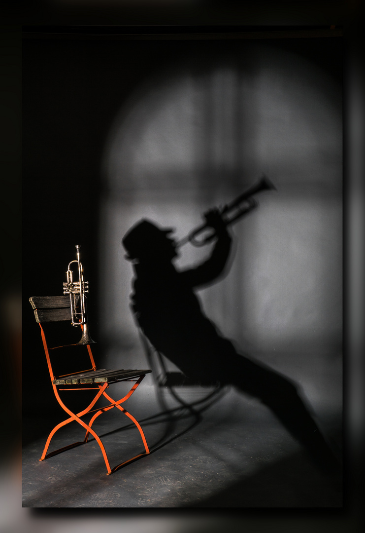... lonely trumpet ...