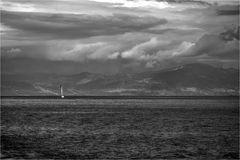 Lonesome sailor