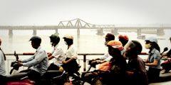 Long Biên Bridge, Hanoi