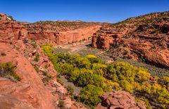 Long Canyon, Burr Trail, Utah, USA