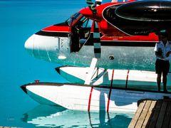Long-distance ferry pilot