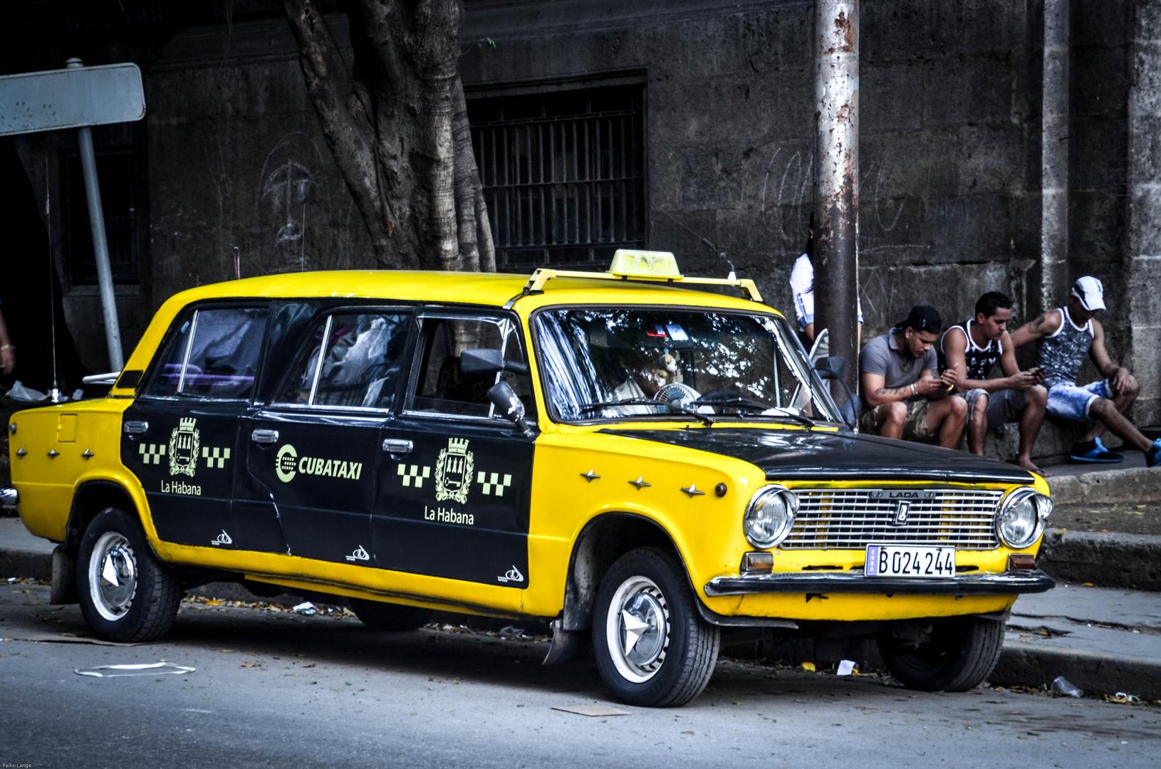 long Habanna Taxi
