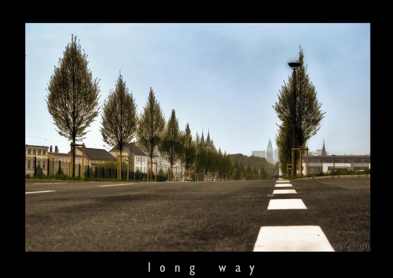 """long way 2 """