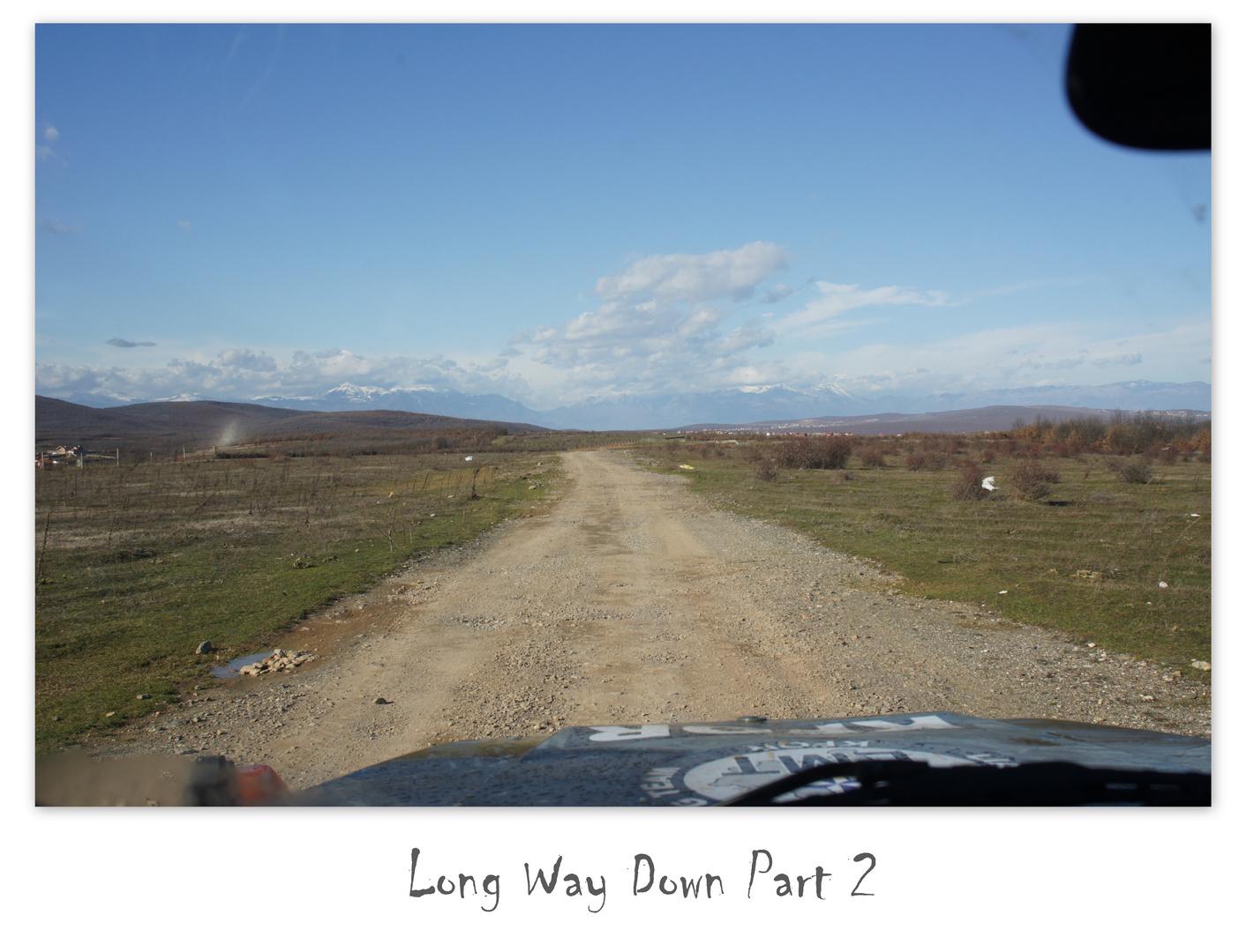 Long Way Down Part 2