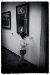 Look a modern art