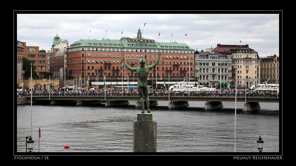 'Look at Me', Stockholm / SE