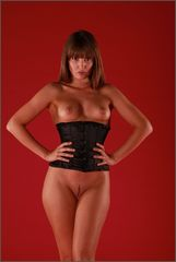 LOOK at the BLACK DRESS B02-P