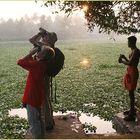 Look at the Sun ... in Kerala -Indien +REISETEXT