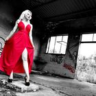 LOOK Kleid V4 Red Sa P20-20-fxred