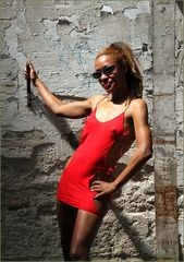 LOOK Portrait Dress Do-39 KMR