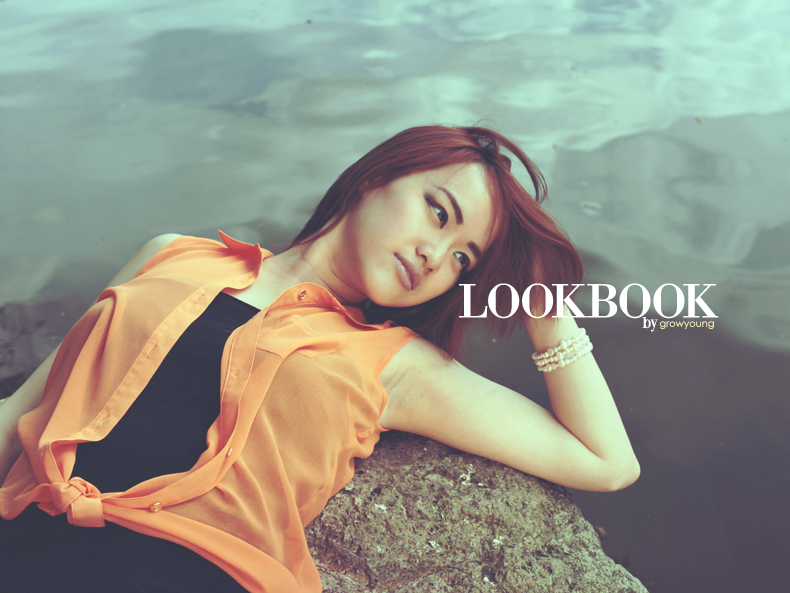 LOOKBOOK by growyoung