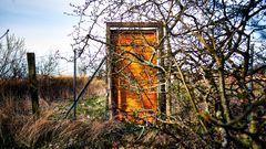Looking behind closed doors